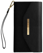 iDeal Mayfair Clutch iPhone 8/7, svart