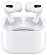Apple AirPods Pro, hvit
