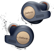 Jabra Elite Active 65t True Wireless, blå