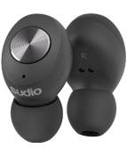 Sudio Tolv True wireless, svart
