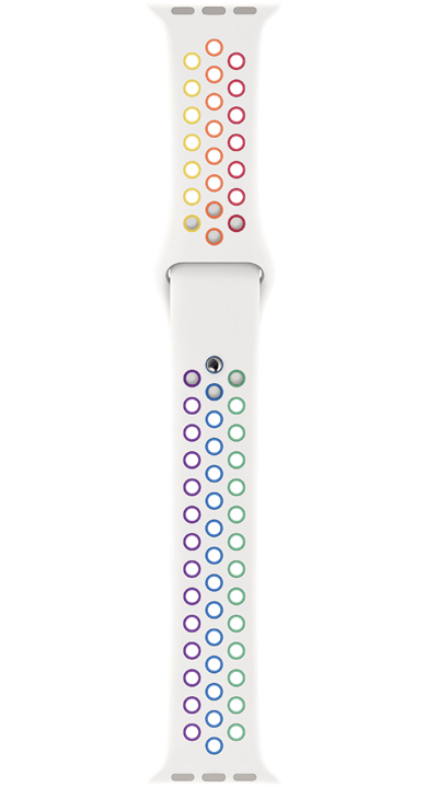 Apple Pride Edition Nike Sport Band 40 mm