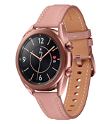 Samsung Galaxy Watch 3 41mm, bronse