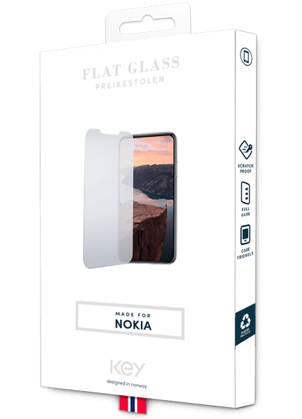 KEY glass Nokia 5.4