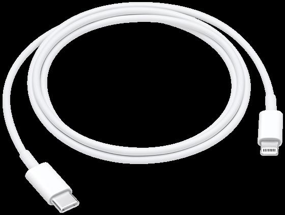Apple Usb-C-Til-Lightning-Kabel (1 M)
