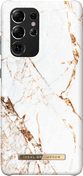 iDeal deksel Galaxy S21 Ultra, Carrara Gold