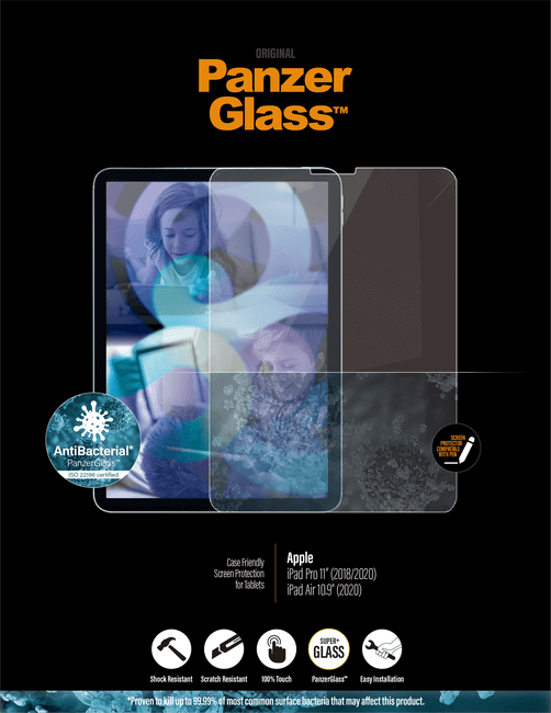 Panzerglass Ipad Pro 11-Tommer/ipad Air 10,9-Tommer