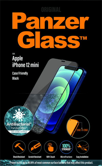 PanzerGlass iPhone 12 mini