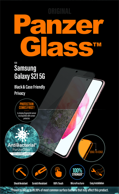 PanzerGlass Privacy Galaxy S21