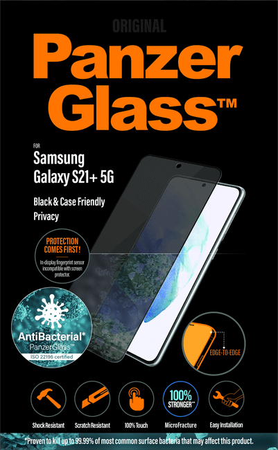 PanzerGlass Privacy Galaxy S21+