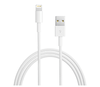 Apple Lightning USB-kabel 1M